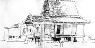 Image result for rumah melayu lama images