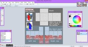 How To Make Roblox Clothes Making A Shirt On Roblox Magdalene Project Org