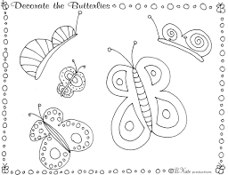 Small Picture Butterfly Coloring Pages To Print Top Moth Coloring Page For Kids