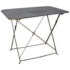 metal garden table french folding metal garden table for metal garden side tables uk