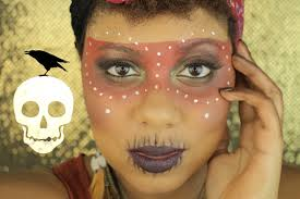 easy voodoo witch doctor makeup tutorial mikayla hawkinson you