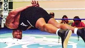 Тренировка шеи Майка Тайсона: упражнения и режим дня