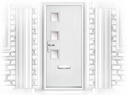 white front door. Wonderful Front White Front Door Gallery Design For Home And