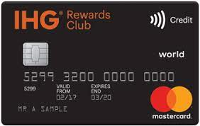 Nights can be booked starting for as few as 10,000 points, and holders of the ihg® rewards club premier credit card also get one. Ihg Pulls The Ihg Rewards Club Premium Mastercard Credit Card