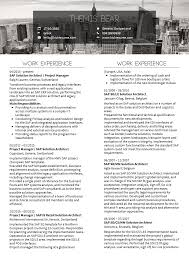 Example Of Manager Resume Project manager resume sample Resume samples Career help center 58