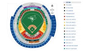 Depth Chart Blue Jays Season Ticket Members 2020 Information Request Form