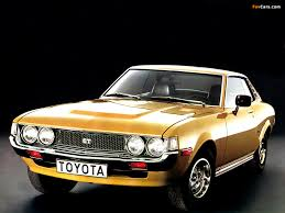 Celica GT Coupe EU-spec (TA23/RA23) 1976–78 wallpapers