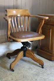 vintage wood office chair vintage oak adjule desk office chair vintage wood office chair restoration hardware