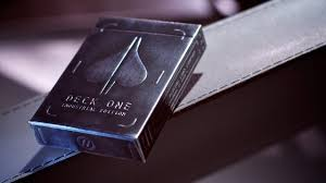 <b>deck ONE</b> - Industrial Edition Playing Cards - <b>theory11</b>