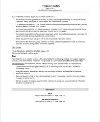 Download Sample Resume Purchasing Manager Resume Ideas Document