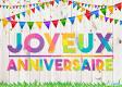 С днем рождения меня перевод на французский