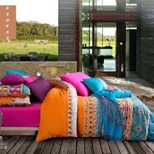 queen size duvet cover sets canada bohemian covers bedding western style set global bedroom and bed