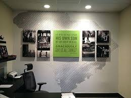office wall decor. Office Wall Ideas It Design Stunning Best Corporate Decor On Home Modern .