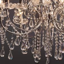 sparkling decorative crystal chandeliers litecraft