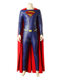 Justice League Superman Halloween Cosplay Costume