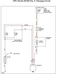 1991 mazda b2200 carb alternator wires were cut when bought Two Wire Alternator Wiring Diagram Two Wire Alternator Wiring Diagram #100 gm two wire alternator wiring diagram