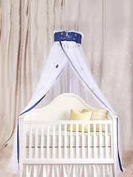 1pc mosquito net cute hanging round dome baby bed canopy bedding sets at jolly chic