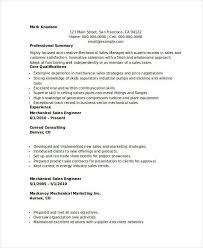 Product Marketing Engineer Sample Resume