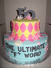 Funny 50th Birthday Cake Cakecentralcom