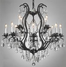 chandelier chandeliers crystal drop gorgeous wroughton for cape town black chain archived on lighting with