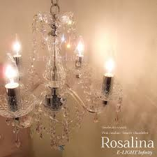 e light infinity swarovski crystal 4 light chandelier rosalina ericifolia epd 066