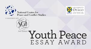 sgi nz peace essay youth peace essay header