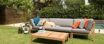 maintain teak outdoor furniture