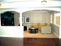 finished basement ideas floor finishing pictures inexpensive finish way to walls blueprint est shelving approximate
