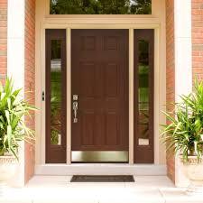 front door accessoriesBest 25 Brown front doors ideas on Pinterest  Door wreaths