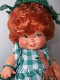 Charlot byi redhead dolls 1957