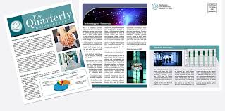 sample company newsletter newsletters bulletins and annual reports conolly printing
