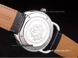 grade replica hermes arceau men watches hm 1050 asia grade replica hermes arceau men watches hm 1050