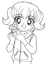 Little Girl Coloring Pages Online Coloring Pages Girls Coloring