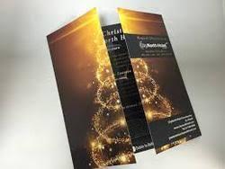 Gate Fold Brochure Design Services In India