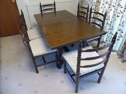 dining table with six chairs. younger toledo extending dining table with six chairs and dresser