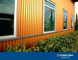 decorative metal wall panels decor architectural siding corrugated