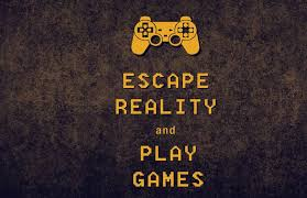 Escape Quotes Stunning Posterhouzz Poster Escape Reality Play Games Paper Print Quotes