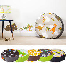 floor cushions for kids. Brilliant Kids Childrens Giant Floor Cushions Soft Foam Filled Seat Bedroom Kids Boys Girls With For I