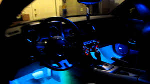 2010 Camaro Cup Holder Lighting 2010 Camaro Led Abl Footwell And Dome Lighting Mod Youtube