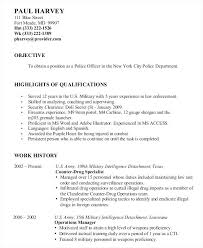 Military Police Resume Templates Template 40 Free Word Documents Simple Military Police Description For Resume