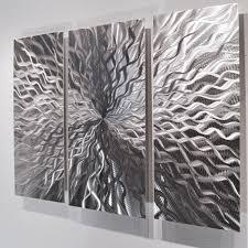 modern abstract metal wall sculpture art contemporary painting for abstract metal wall art painting photo