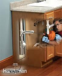how to unclog kitchen sink