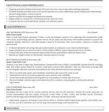 Cover Letter For Sales Manager Sample Resume Leadership Position