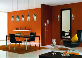 Modern Design Ideas Living Room Orange, black furniture with pops of white,  steel, and yellow | Den design ideas | Pinterest | Black furniture, Living  rooms ...