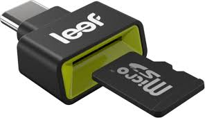 Leef <b>Access USB Type</b>-C microSD Card Reader Price and Features