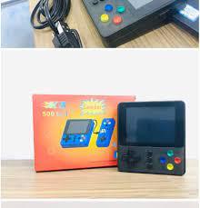 Máy chơi game cầm tay mini 4 nút sup 500 trò bản nâng cấp sup 400 trò  chơips2ps3ps4nintendo switchminecraftfree fire pubg liên quân giá rẻ cổ  điển có bán tại hà nội