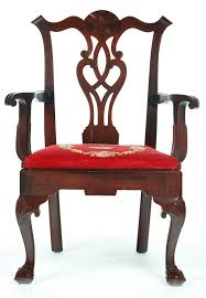 Chippendale Furniture Identifying Chippendale Style Antique Furniture