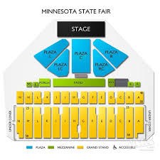 State Fair Seating Chart Mn Image Result For Mn State Fair Seating Chart Mn State Fair