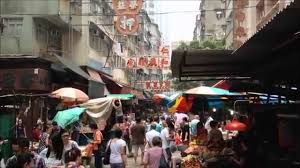 Red Light District Portland Temple Street Market Hong Kong Red Light District Youtube