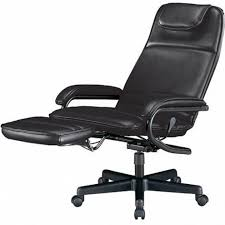 reclining office chairs. best black reclining office chair with footrest design picture 82 intended for foot rest decor 9 chairs